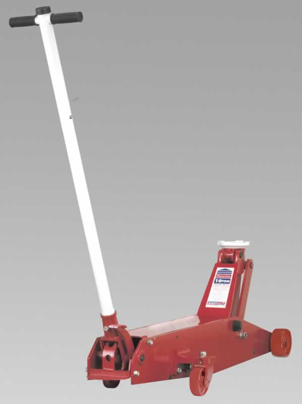 Trolley Jack Premier 10tonne Long Reach