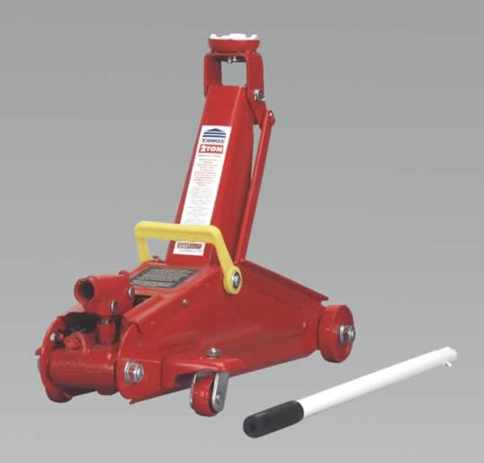 Trolley Jack Yankee 2tonne Short Chassis
