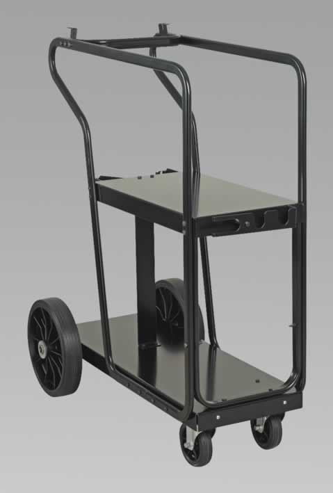 Trolley for PULSEMIG225
