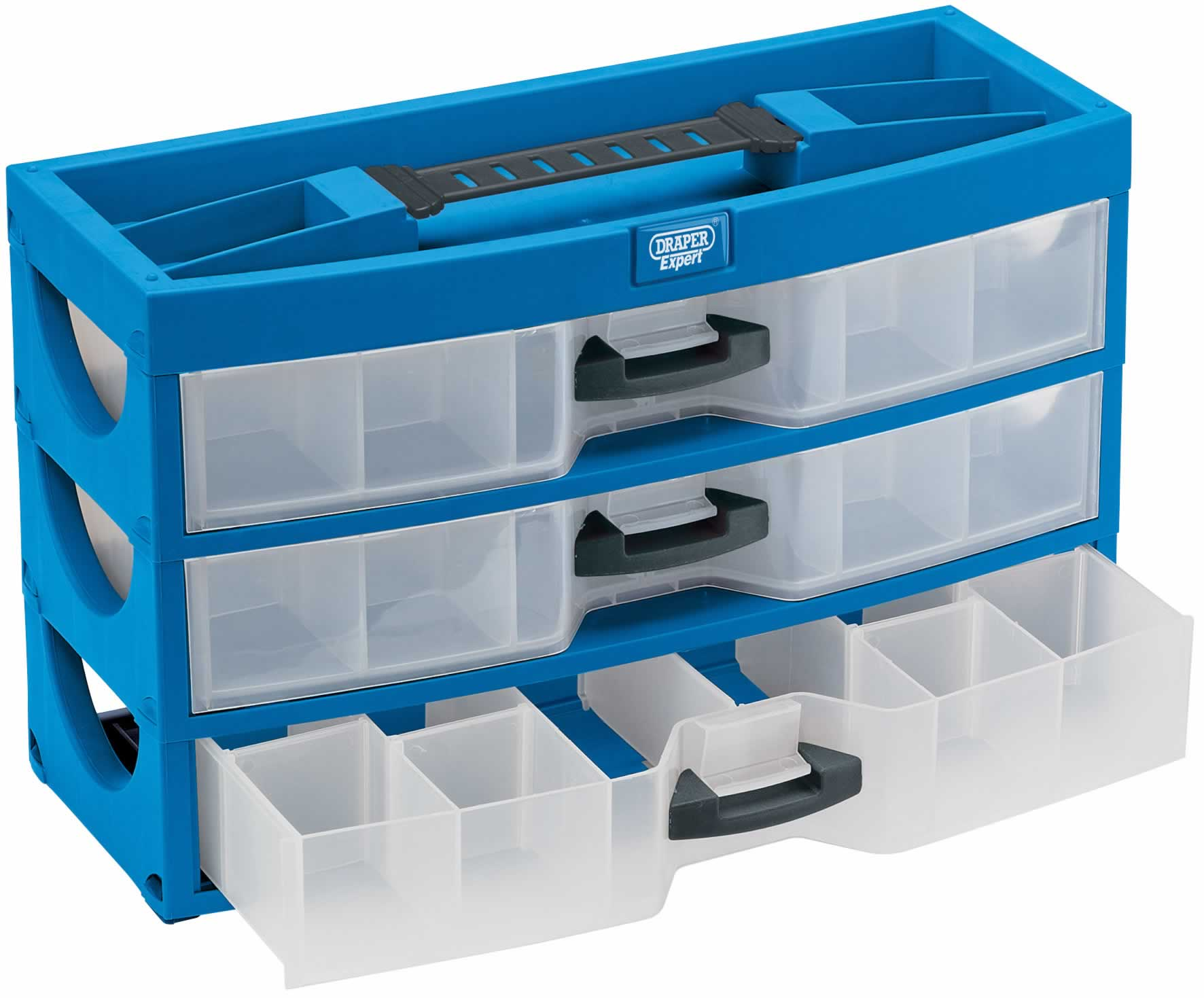 EXPERT 3 DRAWER  ORGANISER