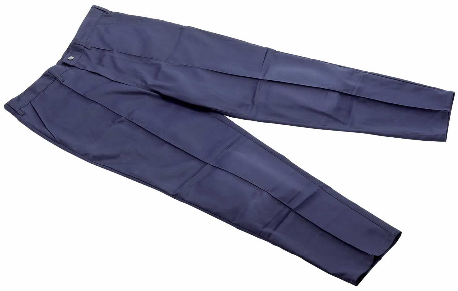 "32/32"" POLYCOTTON WORK TROUSERS WITH KNEE PAD FACILITY"