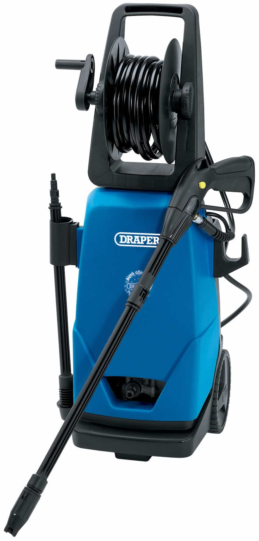 2100W 230V PRESSURE WASHER WITH TOTAL STOP FEATURE