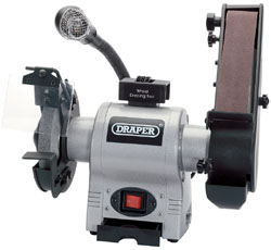 150mm 370W 230V Bench Grinder with  (9-20)