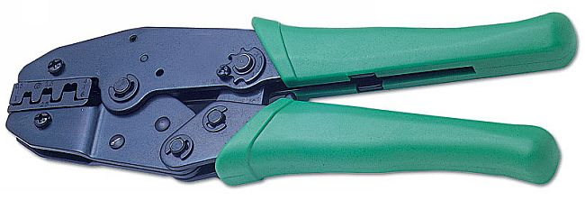 Crimping Pliers - Ratchet/non-insulated   (AH)
