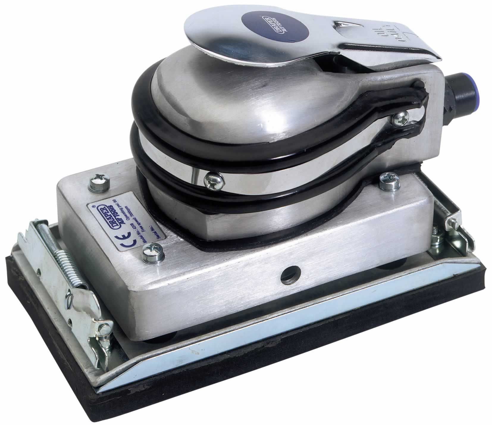 ORBITAL OR JITTERBUG AIR SANDER