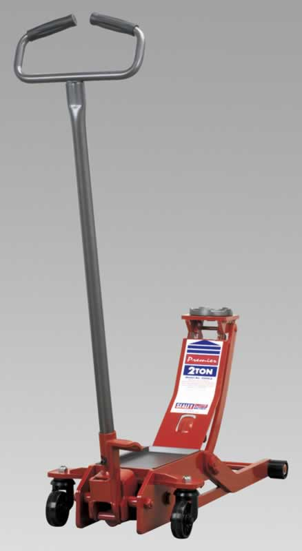 Trolley Jack Premier 2tonne Low Entry
