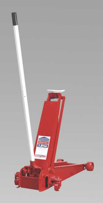 Trolley Jack Premier 1.5tonne High Lift