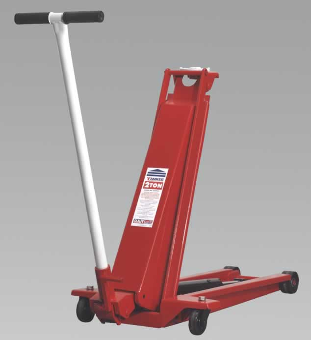 Trolley Jack Yankee 2tonne High Lift Low Entry