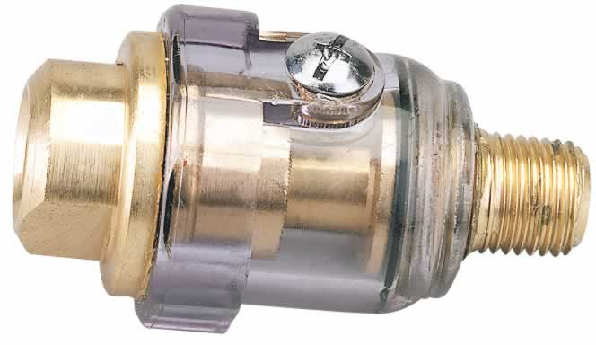 "1/4"" BSP IN LINE MINI OILER    (AHC)"