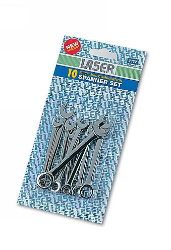Spanner Set - Mini combination    (CC)
