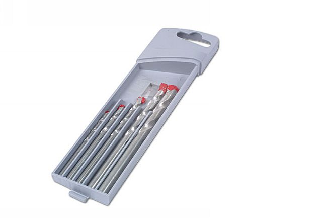 Drill Bit Set - Masonry 5pc(AHA)