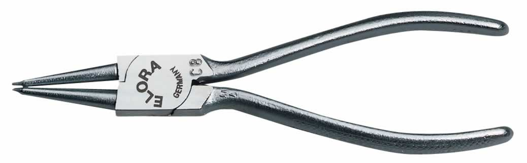 8MM - 25MM J1 ELORA STRAIGHT INTERNAL CIRCLIP PLIERS