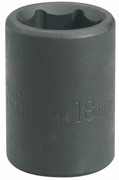 "EXPERT 30MM 1/2"" SQUARE DRIVE POWERDRIVE IMPACT SOCKET"