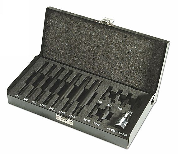 Ribe Profile Bit Set 14pc
