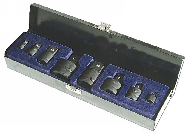 Impact Adaptor Set 8pc   (ahc)