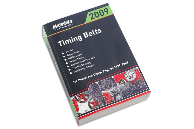 Autodata 2009 - Timing Belts
