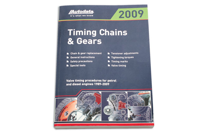 Autodata 2009 - Timing Chains