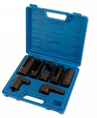 Lambda Sensor Socket Set 7pc