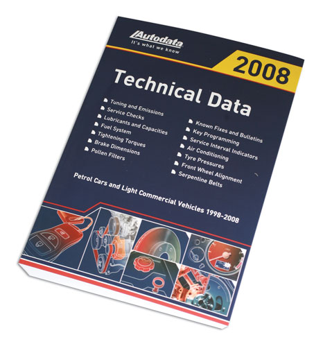 Technical Data 2010