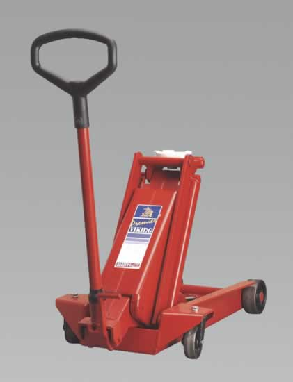 Trolley Jack Premier Viking 4tonne Short Chassis Low Entry