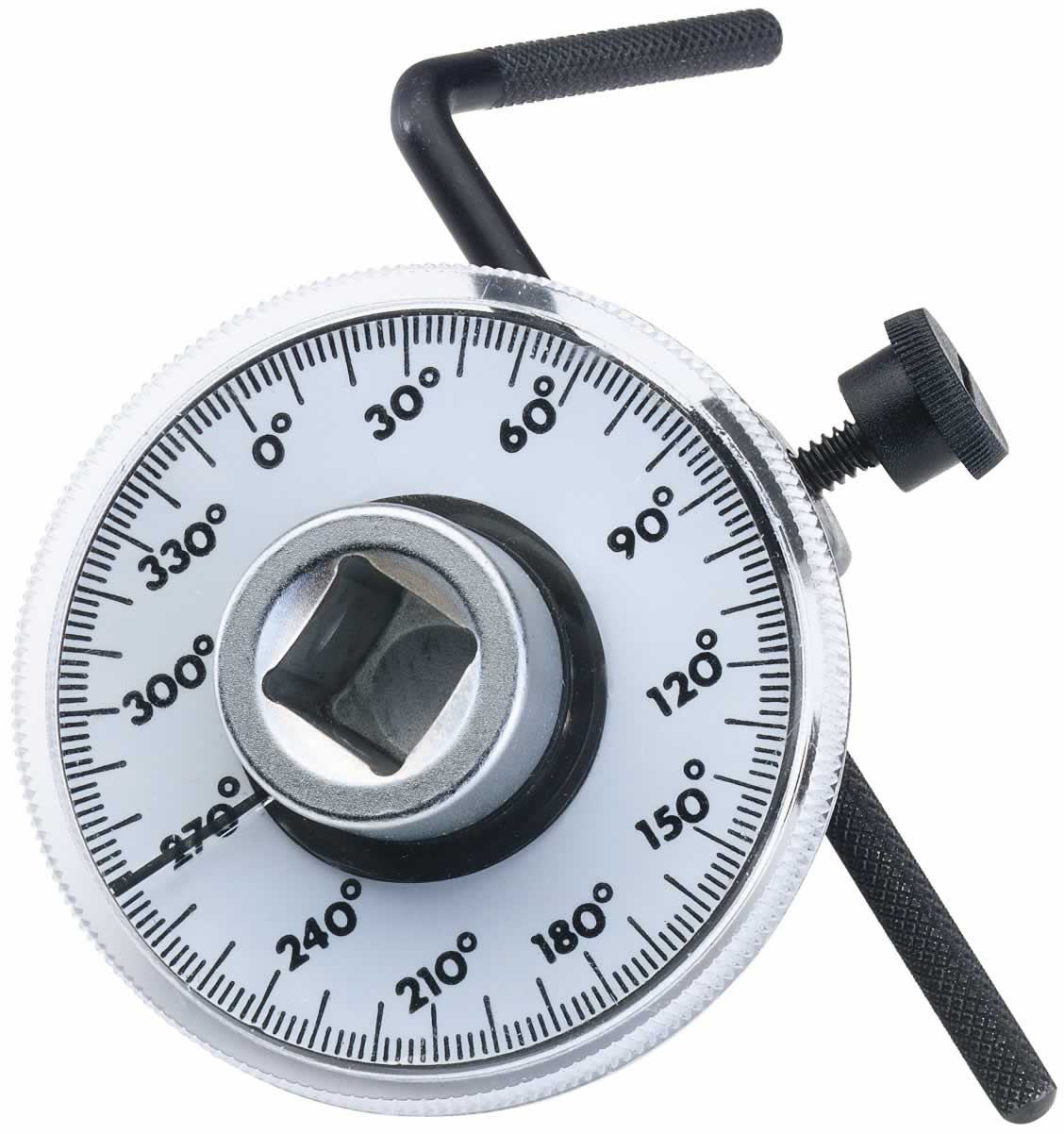 "EXPERT 1/2"" SQ. DR. TORQUE SETTING ANGULAR GAUGE"