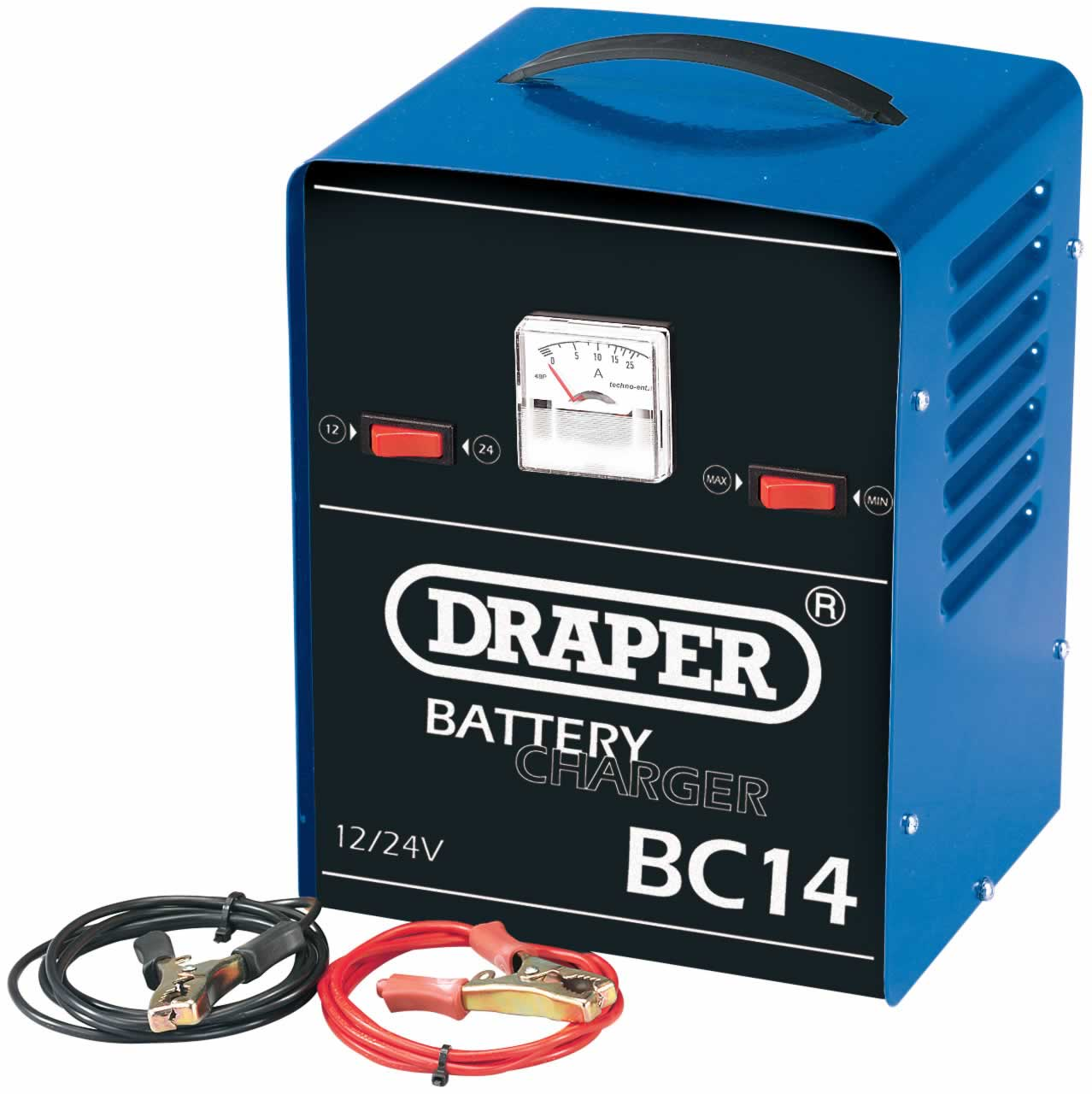 12/24V 12A BATTERY CHARGER