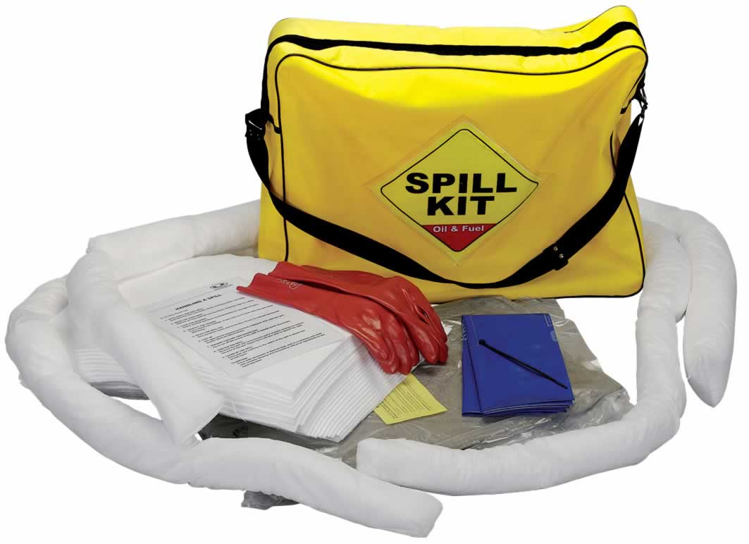 45L OIL AND FUEL SPILL KIT
