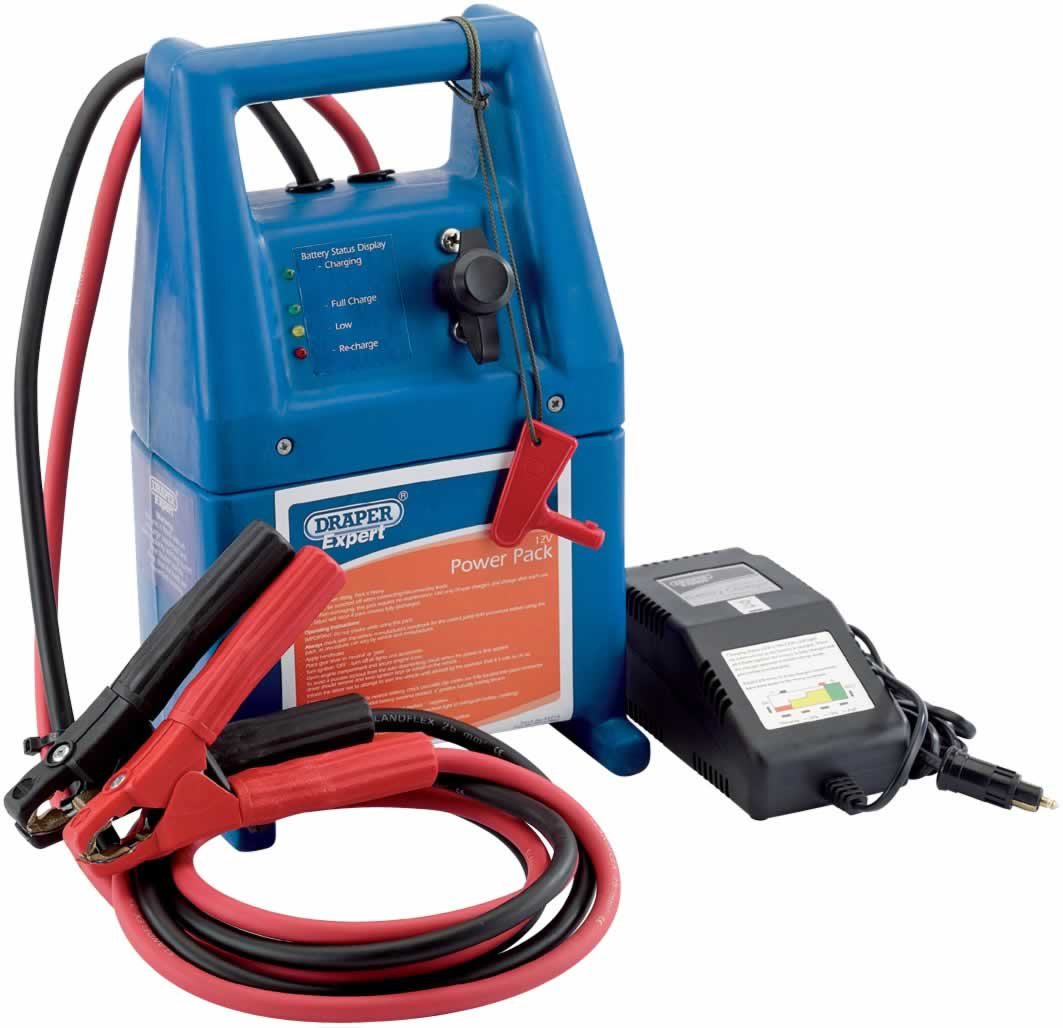 EXPERT 12V 1600A HEAVY DUTY POWER PACK