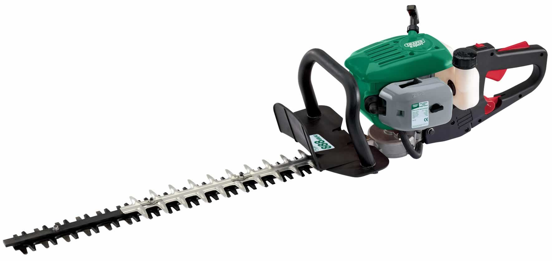 EXPERT 26CC 400MM PETROL HEDGE TRIMMER