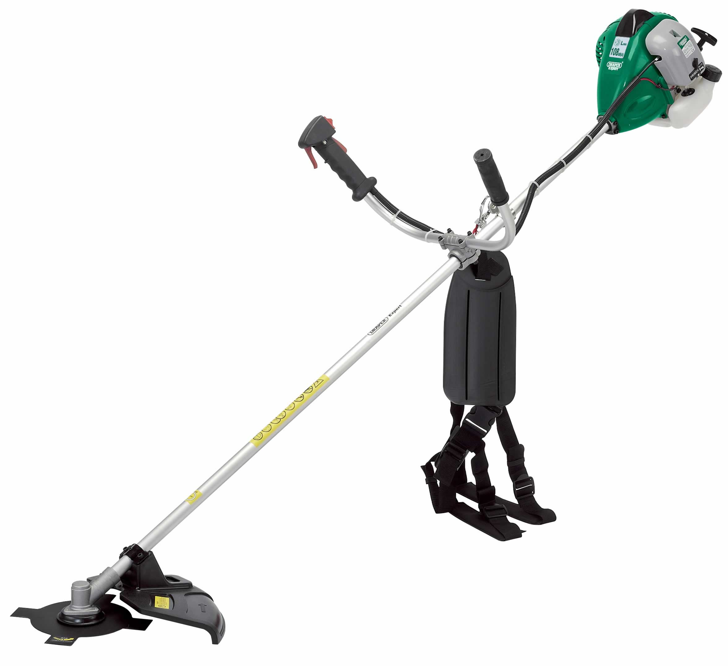 EXPERT 32CC PETROL BRUSH CUTTER AND LINE TRIMMER