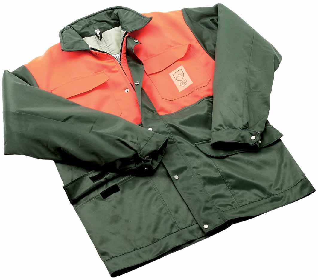 EXPERT CHAINSAW JACKET - MEDIUM