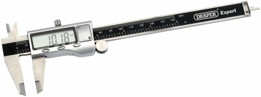 EXPERT DUAL READING DIGITAL VERNIER CALIPER  (AH)