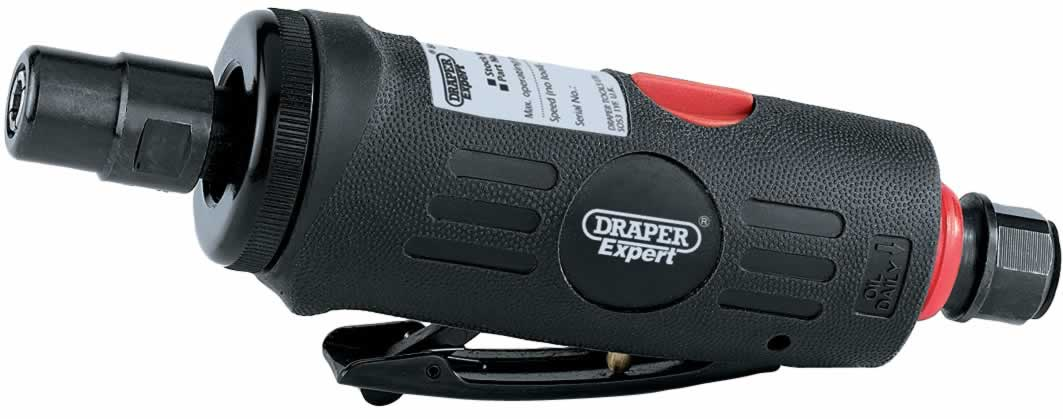EXPERT 6MM COMPACT SOFT GRIP AIR ANGLE DIE GRINDER