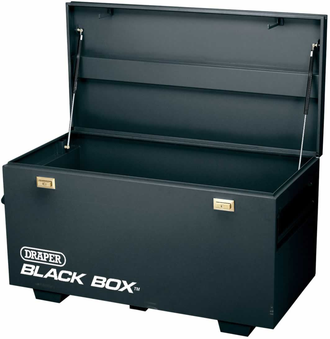 BLACK BOX® (CONTRACTORS STORAGE BOX) 1150x 610 x 540MM (INTERNAL DIMENSIONS)