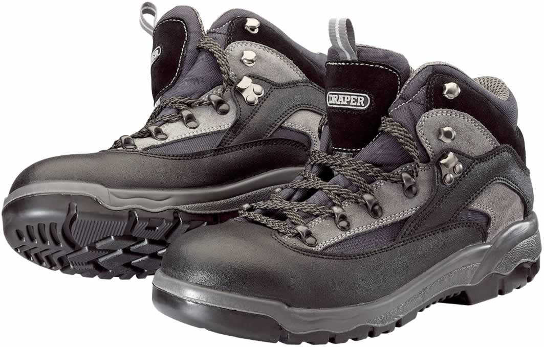 SAFETY BOOT TRAINERS WITH METAL TOECAPS TO S1PA - SIZE 7/41