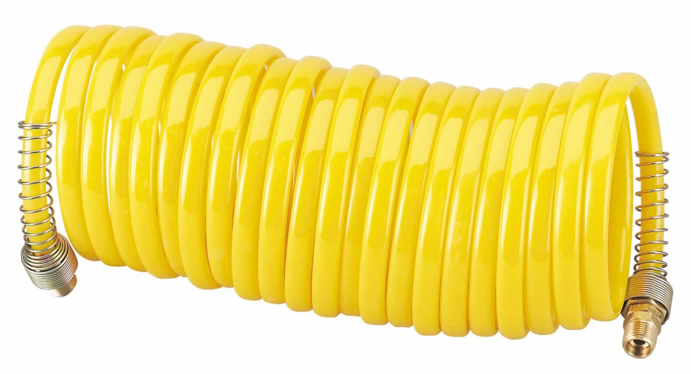 "3/8"" BSP x 7.6M NYLON RECOIL AIR HOSE"