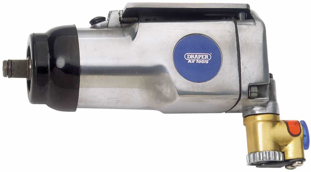 "3/8"" SQUARE DRIVE BUTTERFLY TYPE AIR IMPACT WRENCH"