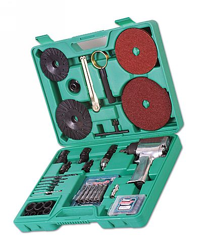 Airtool Set 5 In 1