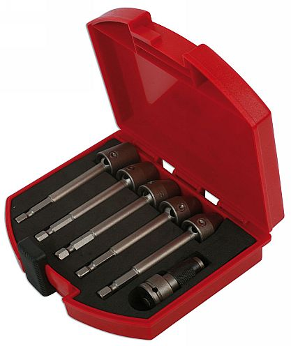 Socket Set - Wobble 6pc