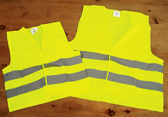 Adult  Child 2pc High Visibility Vest - CDU(12)