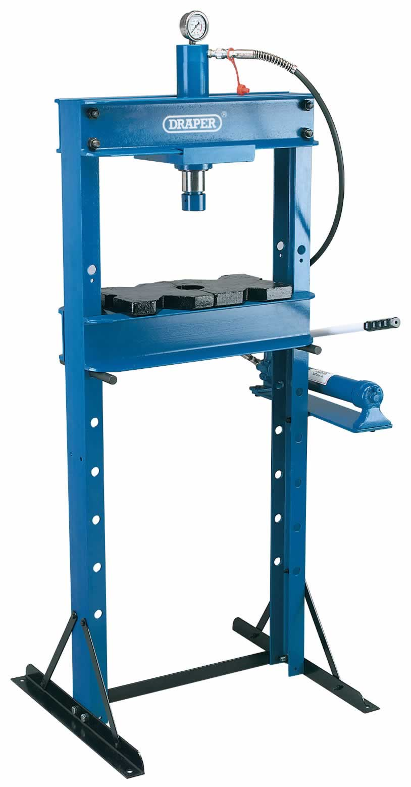 Workshop Presses Tools In Stock Uk Selling Draper