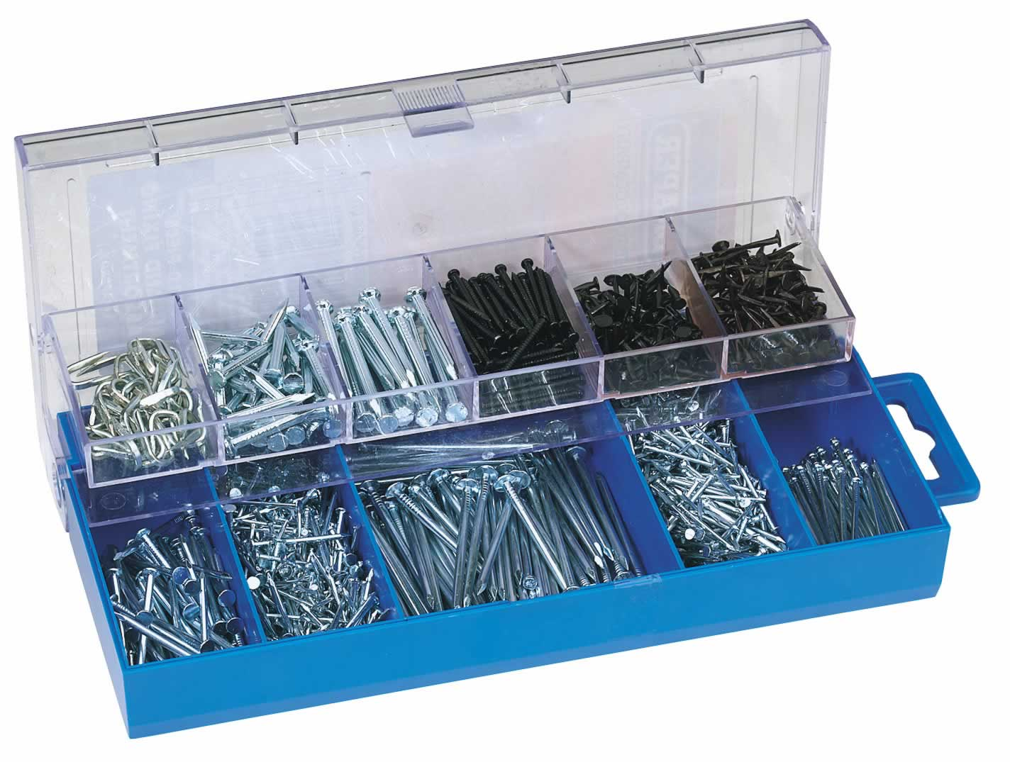 Nail and Fixing Assortment (1110 Piece)   (AHA)