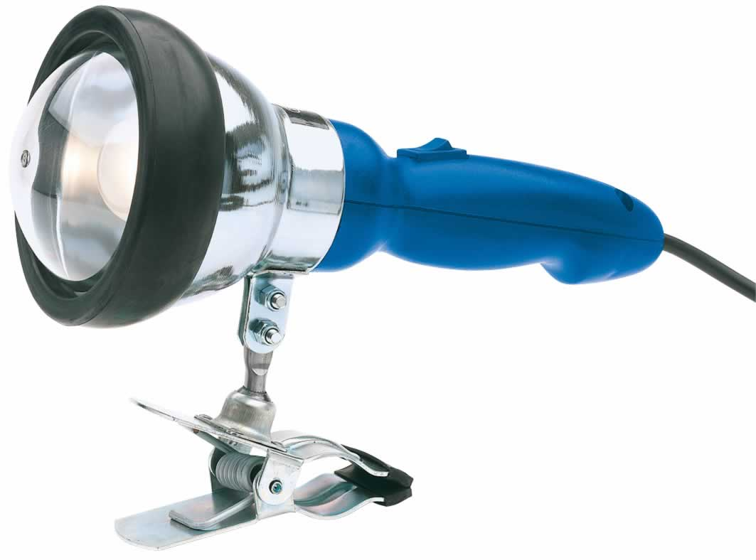 EXPERT 12V HEAVY DUTY HANDLAMP WITH ON/OFF SWITCH
