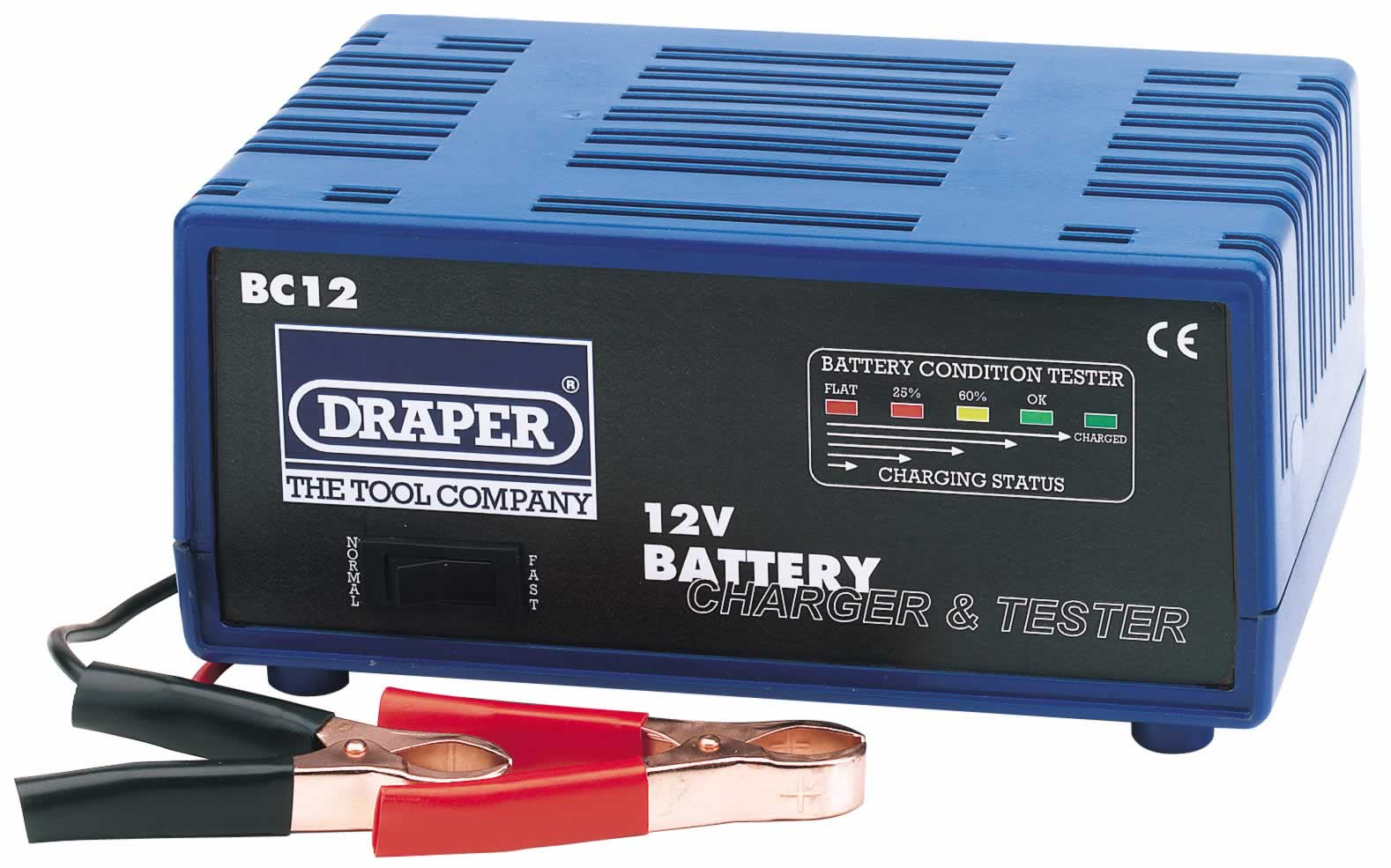 12V BATTERY CHARGER  TESTER -12A