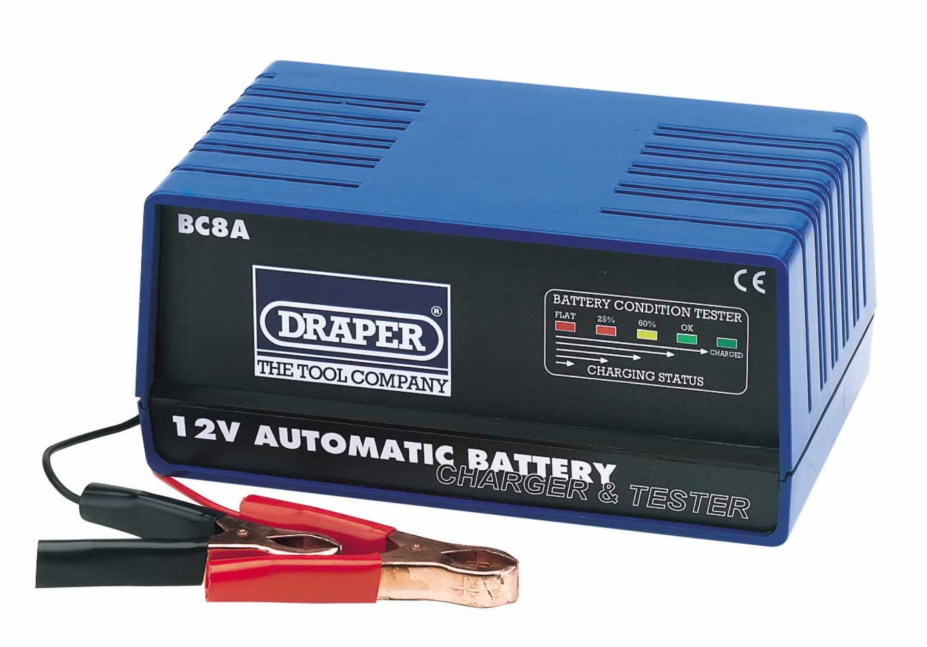 12V AUTOMATIC BATTERY CHARGER - 12A