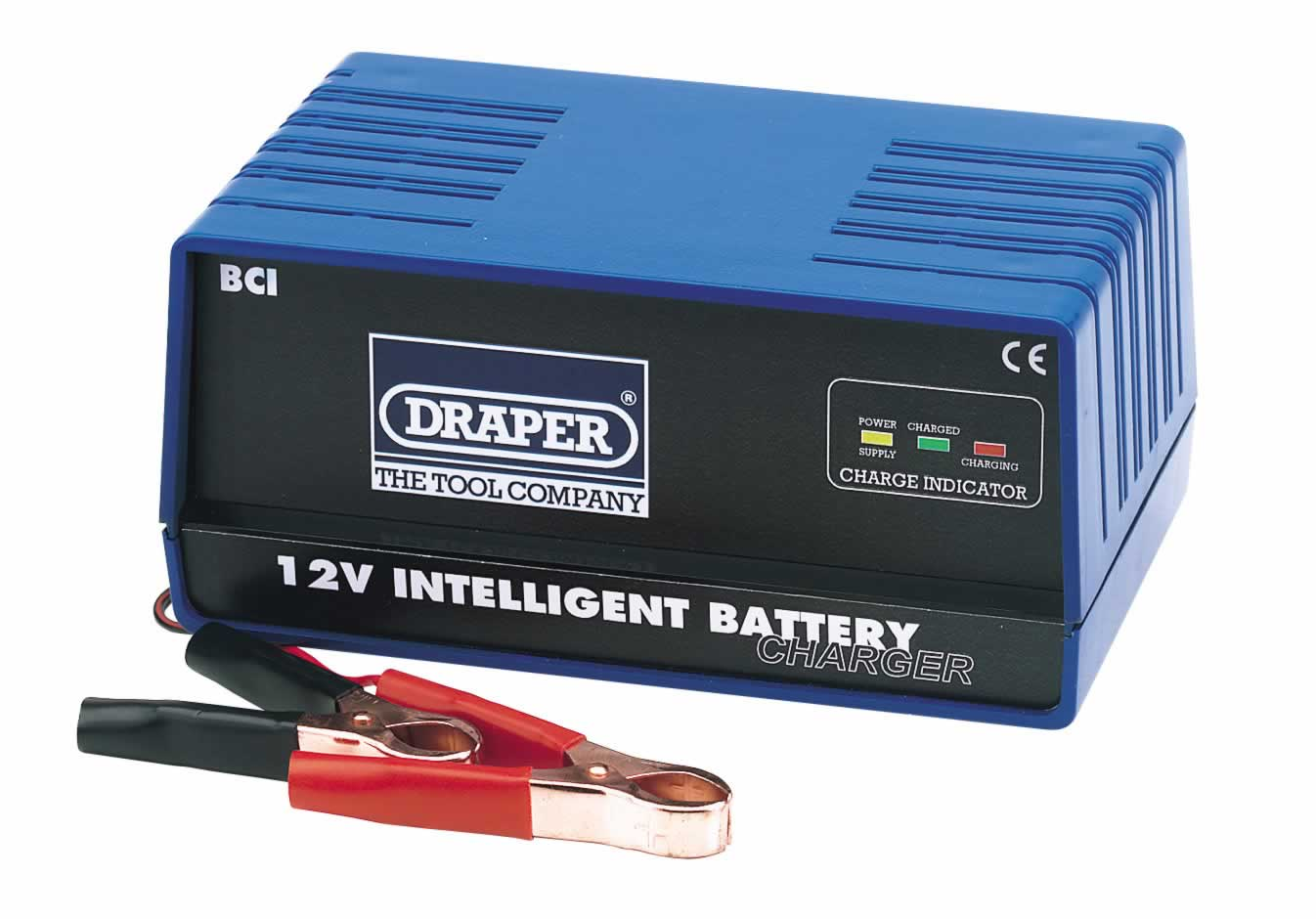 12V INTELLIGENT BATTERY CHARGER - 6A