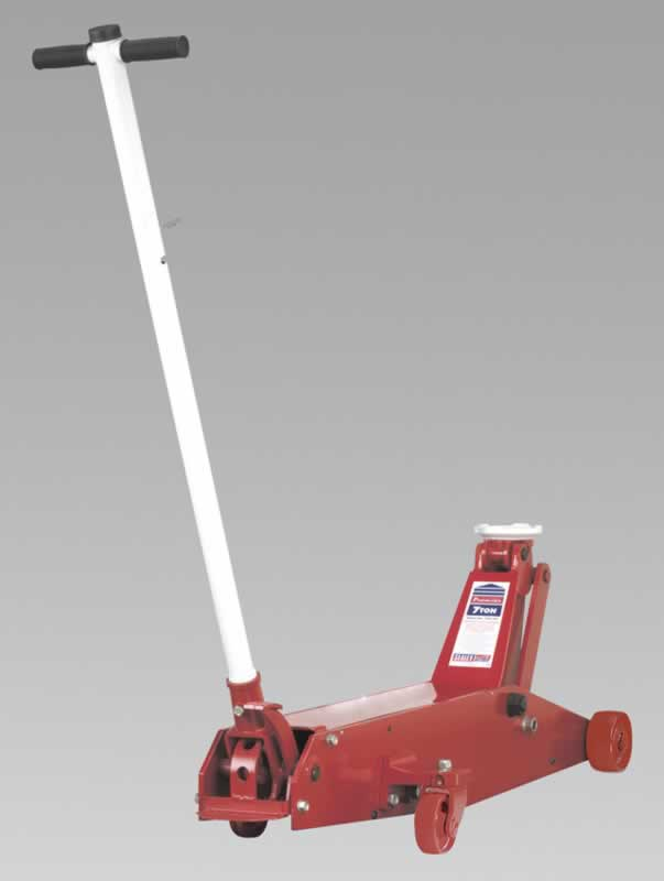 Trolley Jack Premier 7tonne Long Reach