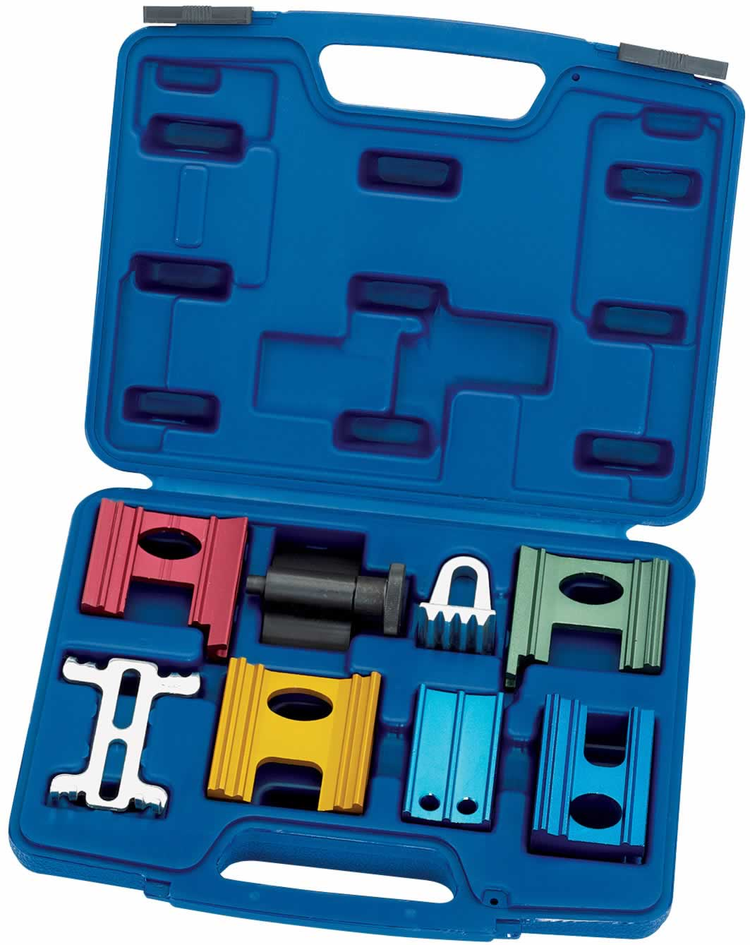 EXPERT 8 PCE CAMSHAFT/FLYWHEEL LOCKING/HOLDING KIT  (ah)*