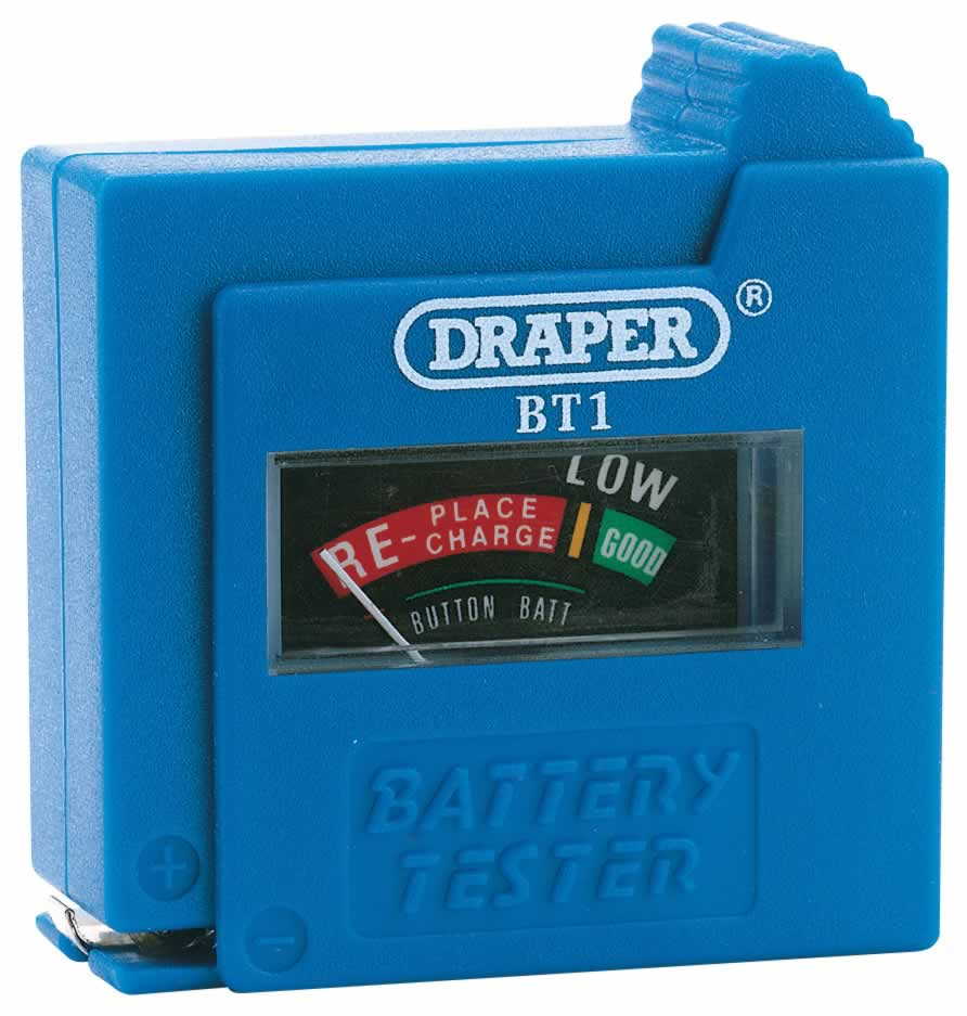 DRY CELL BATTERY TESTER