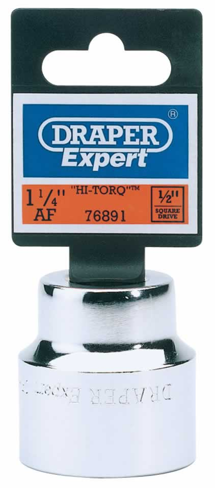 "EXPERT 7/8"" 1/2"" SQUARE DRIVE HI-TORQ BI-HEXAGON SOCKET"